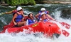Harpers Ferry Adventure Center - Purcellville: Zipline Tour or Whitewater Rafting Adventure for One or Two at Harpers Ferry Adventure Center (Up to 27% Off)