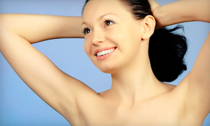 Fresh New Image - Grand Rapids: Six Laser Hair-Removal Treatments on One Small or Large Area at Fresh New Image (Up to 80% Off)