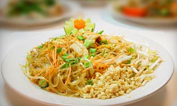 Siam Pasta - West Rogers Park: $10 for $20 Worth of Thai Cuisine at Siam Pasta