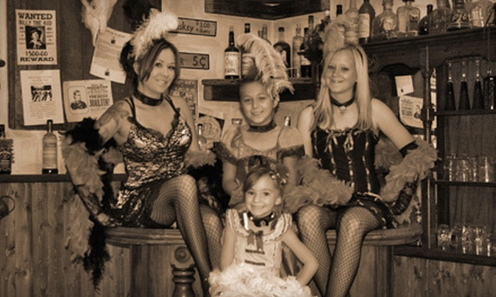 Old Time Photo Studio - Cave Creek: 25 Worth of Wild West–Style Photo Shoots