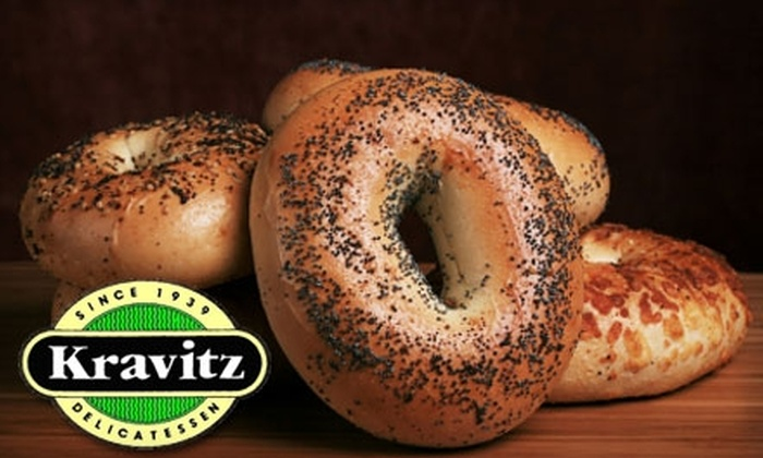 Kravitz Delicatessen - Liberty: $10 for $20 Worth of Sandwiches, Bagels, and More at Kravitz Delicatessen