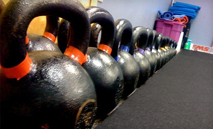 5 Kettlebell Classes (a $110 value) - SG Human Performance in Omaha