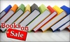 Books on Sale, Inc. - Multiple Locations: $10 for $25 Worth of Books and Other Media at Books on Sale