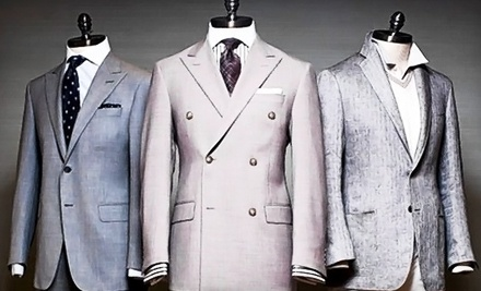 Suit and Shirt Package (a $1,078.99 value) - Sartori Amici in Miami