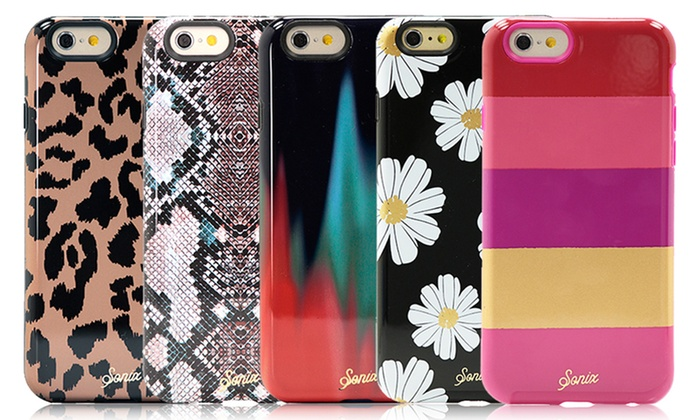 sonix iphone 6 and 6 plus cases groupon goods