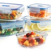 Luminarc PureBox 10-Piece Glass Food-Storage Set