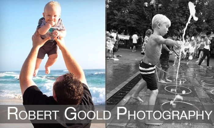 Robert Goold Photography - Bay Park: $59 for a One-Hour Photo Session Including Full-Resolution Photos on CD from Robert Goold Photography ($250 Value)