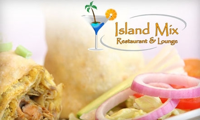 Island Mix Restaurant & Lounge  - Pickering: $10 for $20 Worth of Caribbean and Chinese Fare at Island Mix Restaurant & Lounge in Pickering