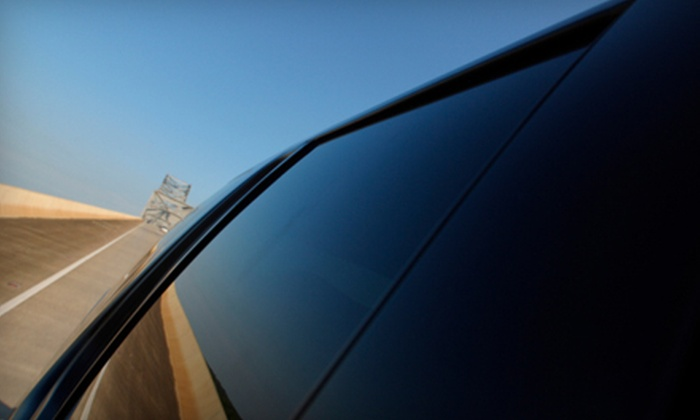 T&T Tinting Specialists - Honolulu: $50 for $100 Worth of Automotive Window Tinting at T&T Tinting Specialists