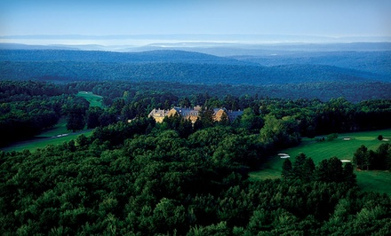 Stay with Three Daily Meals and Select Activities at Skytop Lodge in the Pocono Mountains. Dates into June.