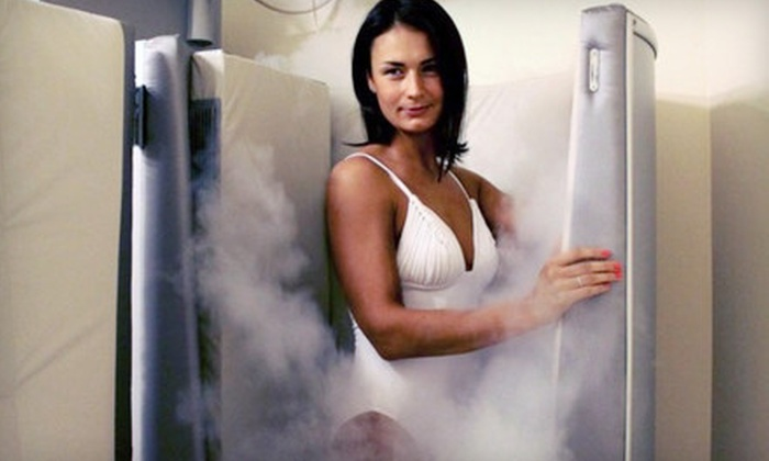 Healthy Ice Inc. - Northampton: One, Three, or Five CryoSpa Treatments at Healthy Ice Inc. in Southampton (Up to 76% Off)