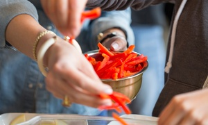 Chef Central: $585 for a Team-Building Cooking Class at Chef Central ($780 Value)