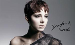 Douglas J Salon - Okemos: Hair Services for New Clients at Douglas J Salon - Okemos (Up to 56% Off). Two Options Available.