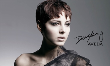Hair Services at Douglas J Salon - Okemos (Up to 56% Off). Two Options Available.