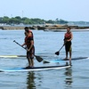 Half Off a Standup Paddleboarding Lesson and Rental at Sunnyside Beach