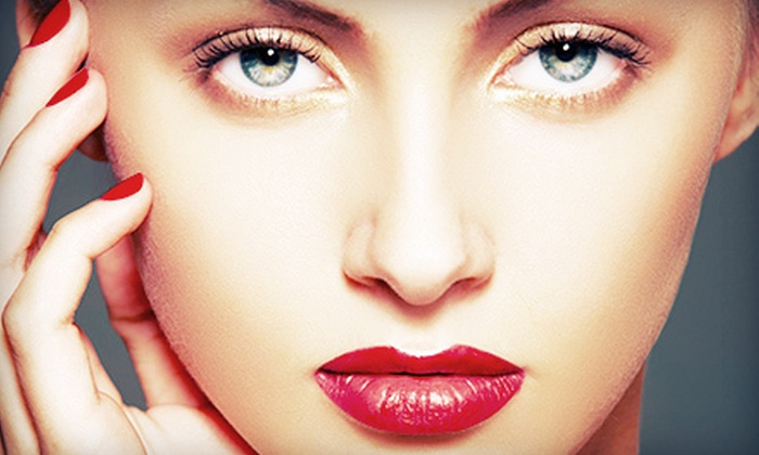 The Face Company  - Multiple Locations: One, Two, or Three Custom Facials with Visia Skin Analyses at FaceCo Skin Spa (Up to 74% Off)