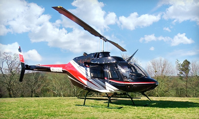 Wesson Aviation - Munford: $175 for a Discovery Helicopter Flight at Wesson Aviation in Oxford ($350 Value)