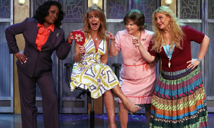 "Menopause The Musical - Heymann Performing Arts Center: ""Menopause The Musical"" at Heymann Performing Arts Center on February 10 at 7:30 p.m. (Up to 44% Off)"