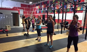 Summit CrossFit: Up to 57% Off fitness boot camp classes at Summit CrossFit