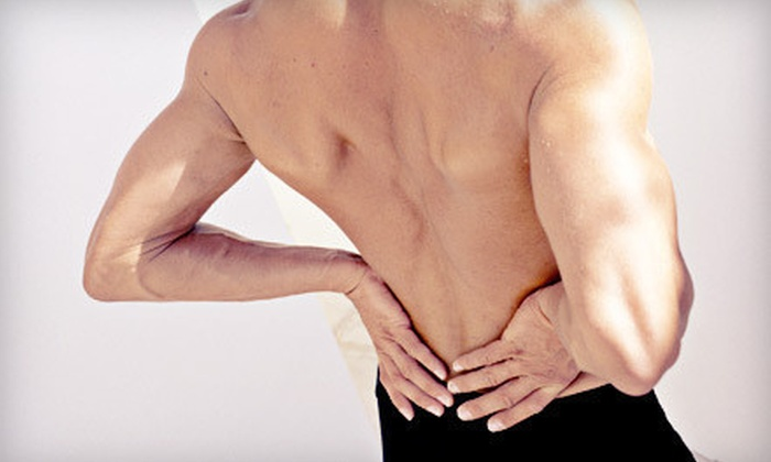 River City Chiropractic - Richmond: $45 for a Four-Visit Chiropractic Treatment Package at River City Chiropractic (Up to $400 Value)