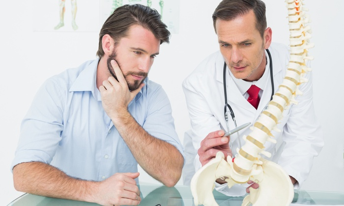 Sandman Chiropractic - Bloomingdale: $19 for Consultation, Exam, and Adjustment at Sandman Chiropractic ($125 Value)