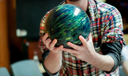 Two Hours of Bowling with Shoes for Two, Four, or Six People at Harvest Park Bowl (Up to 53% Off)
