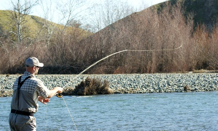 Guided Weekend or Weekday Fishing Tour for Two With Lunch from PW Fly Fishing & Guide Service (Up to 53% Off)