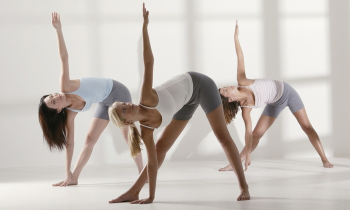Fire Shaper - Multiple Locations: $35 for One Month of Unlimited Hot-Yoga Classes at Fire Shaper ($180 Value)