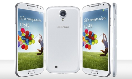groupon daily deal - Samsung Galaxy S4 I9500 GSM-Unlocked for the Americas (GT-I9500). Free Returns.