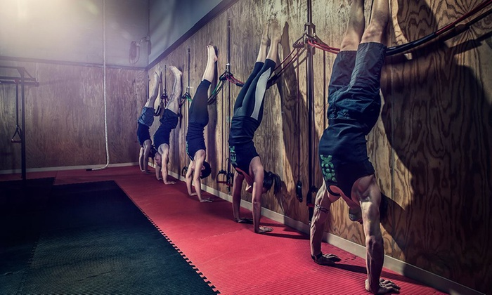 Mile High Monkey Bar Gym  - North Denver: $35 for Six Weeks of Unlimited Boot-Camp Classes at Mile High Monkey Bar Gym ($225 Value)