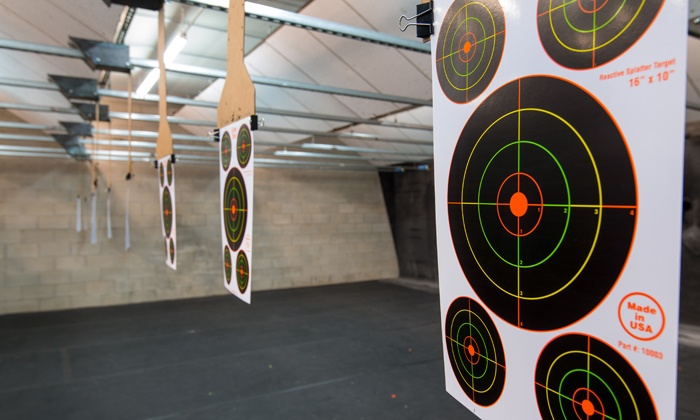 Mass Firearms School - Holliston: Introduction to Shooting Handguns and Rifles Experience for One or Four at Mass Firearms School (Up to 59% Off)