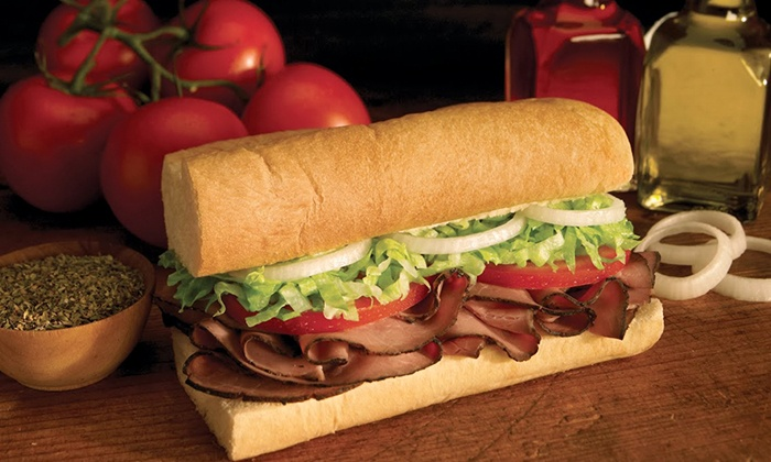 Blimpie - Zeeland - Zeeland: Sub Sandwiches, Salads, and Wraps at Blimpie (40% Off). Two Options Available.