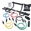 Black Mountain Products Chin-Up Bar and Resistance-Band Set