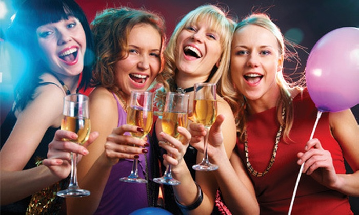The Garment District - Downtown: $49 for Bachelorette Party Outing for Up to 20 People with Shopping and Champagne at The Garment District ($100 Value)