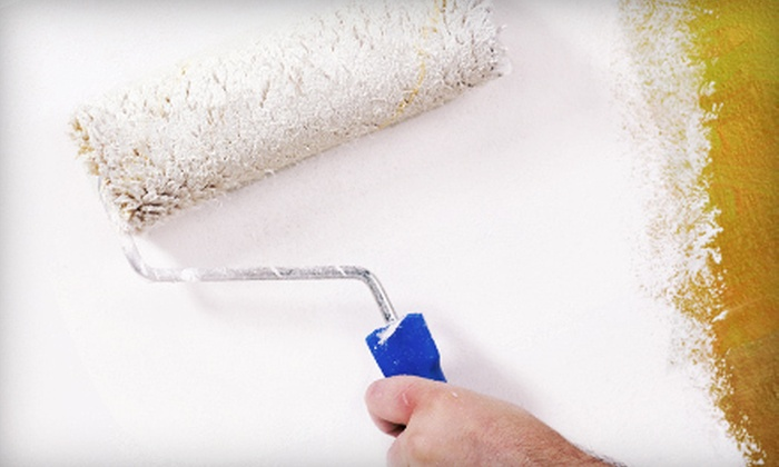 TSI Construction - Salt Lake City: One Coat of Paint for One, Two, or Three Interior Rooms of Up to 12'x12'x9' from TSI Construction (Up to 72% Off)