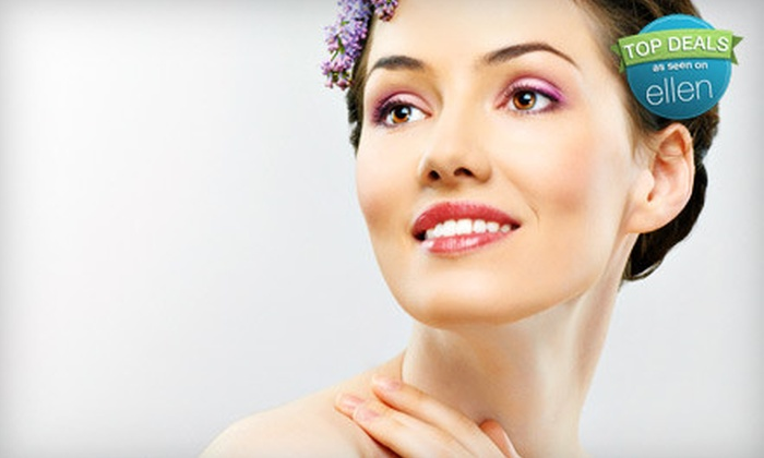 Ch'i Spa - North Providence: Hydrating Facial, Age Defense Facial, or Choice of Three Facials at Ch'i Spa in North Providence (Up to 56% Off)