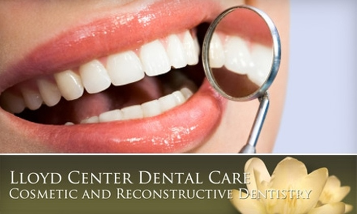 Lloyd Center Dental Care - Sullivan's Gulch: $64 for a Dental Exam, Standard Cleaning, and X-Rays at Lloyd Center Dental Care ($313 Value)