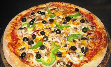 $16 Groupon to Gumby's Pizza and Wings - Gumby's Pizza and Wings in San Marcos