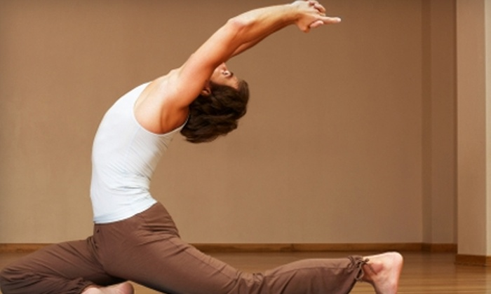 Yoga Now - Multiple Locations: $39 for 10 Yoga Classes at Yoga Now
