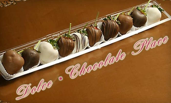 Chocolate Place - Van Nest: $10 for $20 Worth of Sweet Treats at The Chocolate Place