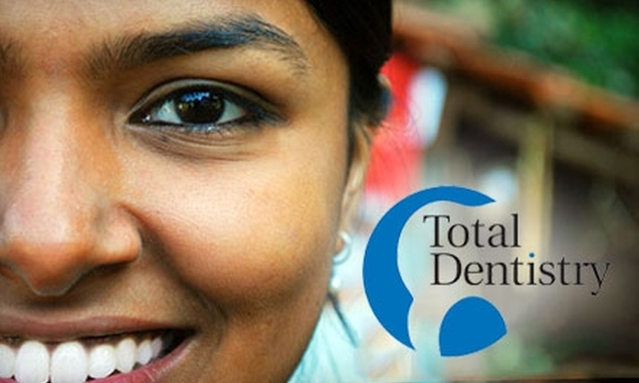 Total Dentistry - White Oak: $59 for a Dental Cleaning, Mouth Examination, and Digital X-rays at Total Dentistry ($225 Value)