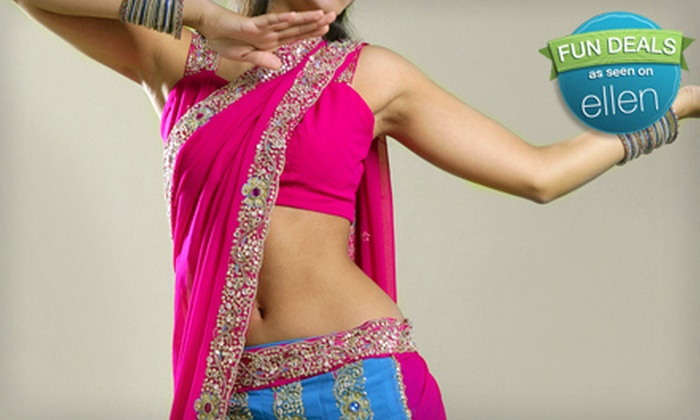 Dhoonya Dance - Chelsea: Four Classes or One Month of Unlimited Classes at Dhoonya Dance (Up to 67% Off)