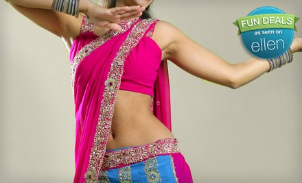 4 Classes (an $80 Value) - Dhoonya Dance in Manhattan