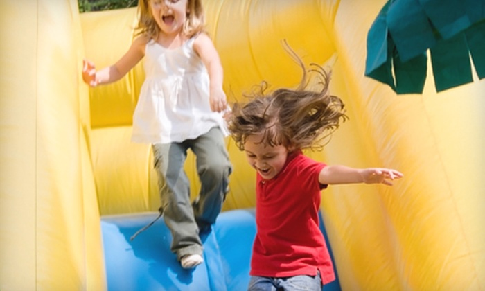 Amazing Jump - Northeast San Antonio: $14 for Two All-Day Visits to Amazing Jump (Up to $30 Value)