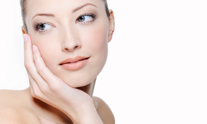 HLC Med - Multiple Locations: Rejuvenating Facials, Peels, and Microdermabrasion Treatments at HLC Med (Up to 67% Off). Four Options Available.