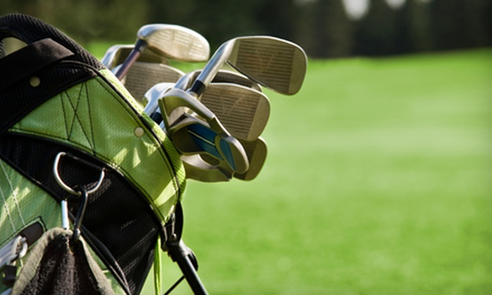 Novo Golf - Tappan: $59 for a Golf-Club Fitting and $25 Worth of Pro-Shop Merchandise at Novo Golf in Tappan ($175 Value)