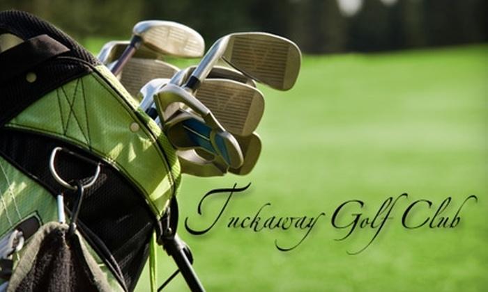Tuckaway Golf Club - Crete: $42 for 18 Holes of Golf for Two People Plus Cart Rental at Tuckaway Golf Club in Crete