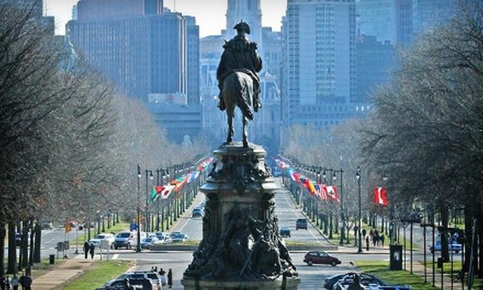 Philadelphia Urban Adventures - Multiple Locations: Walking Tours from Philadelphia Urban Adventures. Two Options Available.