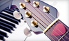 Guitar Chicago - The Loop: Two, Four, or Six 30-Minute Private Guitar, Piano, Bass, or Ukulele Lessons at Guitar Cities Chicago (Up to 59% Off)