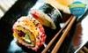 Banzai Sushi - Washington Virginia Vale: Japanese Fare, Sushi, and Sake at Banzai Sushi